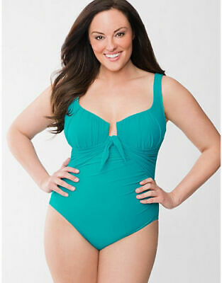 453b4044be4 NWT MIRACLESUIT UNDERWIRE Charm Tankini . Size 8. Peacock Bu.msrp ...