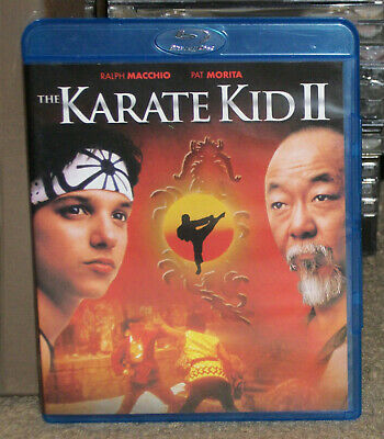 The Karate Kid Part 2 Blu-ray