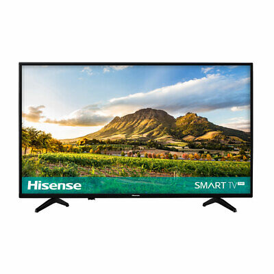 Hisense H32A5600UK 32 Inch SMART HD Ready LED TV Freeview Play USB Record Black