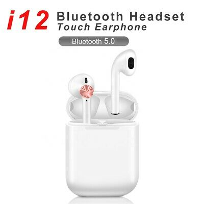 2019 TWS Headsets Wireless Charging Bluetooth 5.0 Earphone Earbuds i20 arrived