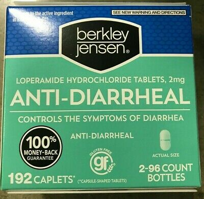 MEMBER'S MARK 2 mg Anti-diarrheal 200ct 2Bottles Total 400ct