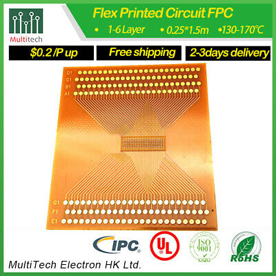 FPC Rigid-Flex PCB Assembly manufacturer China Shenzhen 3day delivery customed