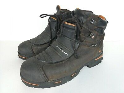 Timberland PRO A172T Met Guard Steel Toe Non Slip EH Boots size 12M