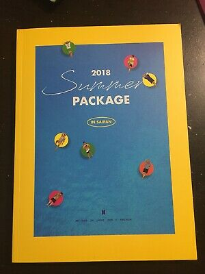 BTS 2018 Summer package Photobook Only