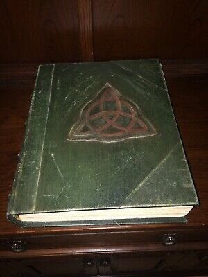 Charmed Book Of Shadows Cover Only