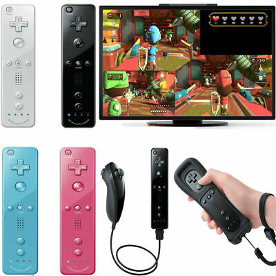 New Wiimote Built in Motion Plus Inside Remote Controller For Nintendo wii