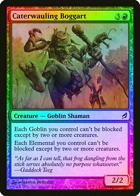 Boggart Auntie NM MTG Lorwyn Magic Wort