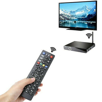 Replacement TV Remote Control For Mag250 254 256 260 261 270HD IPTV TV Box Black