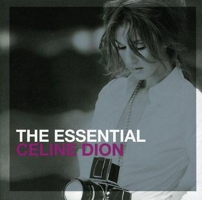 Celine Dion The Essential 2 CD NEW