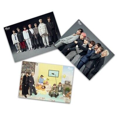 KPOP BTS Wall Poster Bangtan Boys Group Paper Photo Wall Hanging Painting Decor