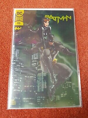 DC Comics Batmwn #43 Foil Variant Wonder Con Convention Exclusive