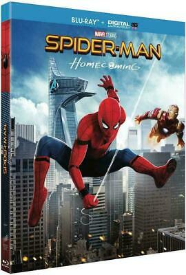 Blu Ray : Spider-Man Homecoming - NEUF