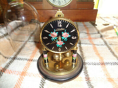 """Haller - Anniversary Clock - 7"""" To Top Of Dome"""
