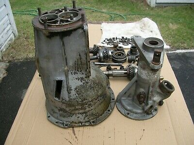 """Fiat 500 Topolino Transmission Parts  """"A"""" """"B"""" And First""""C"""" Models 1936/50"""