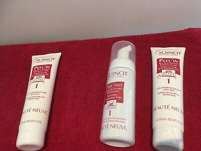 Guinot Professional Sizes Of Peel In And Peel Out
