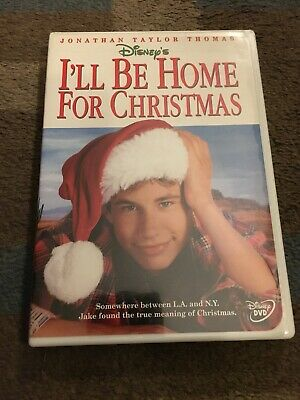 Ill Be Home For Christmas Dvd.I Ll Be Home For Christmas New Sealed Dvd Jonathan Taylor
