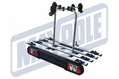 M-Way Foxhound 4 bike to wall mounted cycle carrier BC3014