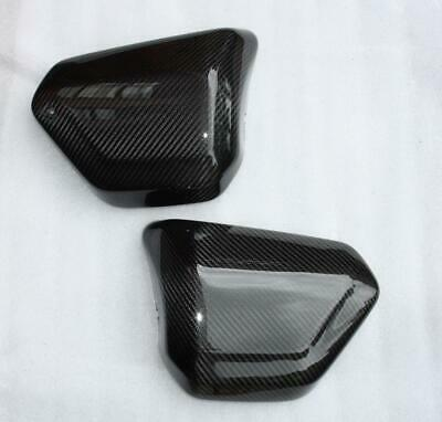 Caches Sous Selle Yamaha Vmax 1700 100% Carbone Brillant