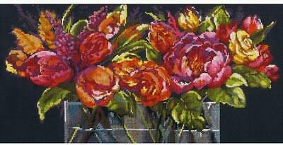 D70-35364 - Dimensions Counted X Stitch - Flowers of Joy