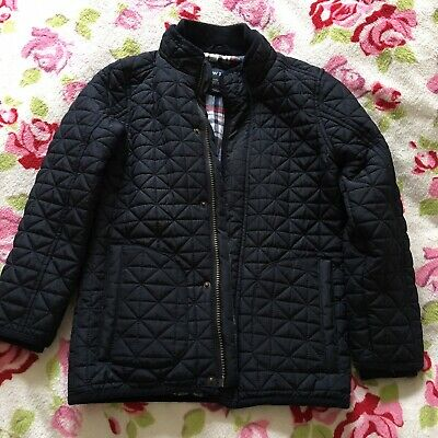Howick junior Quilted Bnwt boys jacket 7-8 years Bnwt