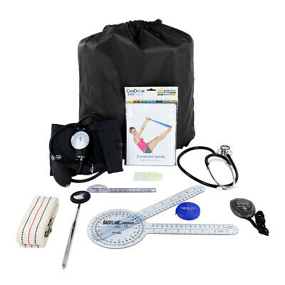 "PT Student Kit with standard items plus 60"" gait belt and PEP Pack, BRAND NEW."