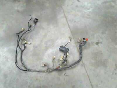 80-83 honda goldwing gl1100 main wire harness wiring loom oem