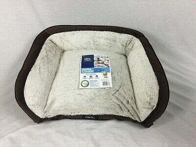 Amazing New Grey Serta Perfect Sleeper Memory Foam Blend Couch Pet Theyellowbook Wood Chair Design Ideas Theyellowbookinfo