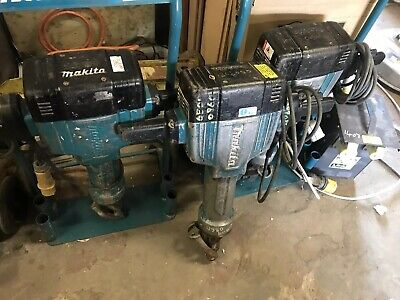Makita Breaker Hm1810 Heavy Duty Demolition Concrete Breaker  110v