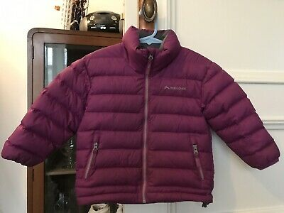 Macpac Kids Puffer Jacket - Duck Down 80/20 Size 2