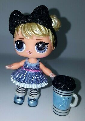 LOL Surprise Dolls Glam Glitter Series CURIOUS Q.T.
