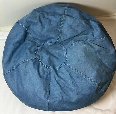 Terrific Nwt Pottery Barn Kids Chocolate Stitch Beanbag Slip Cover Bralicious Painted Fabric Chair Ideas Braliciousco
