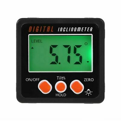 Electronic Protractor Mini Portable Digital Protractor Inclinometer Angle Finder