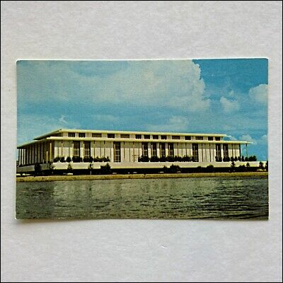 The John F. Kennedy Center For The Performing Arts Postcard (P411)