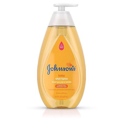Johnson's Tear Free Baby Shampoo, Free of Parabens, Phthalates, Sulfates and fl.