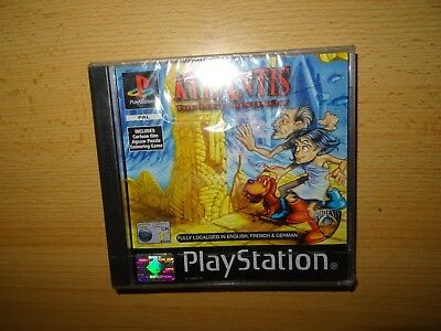 ATLANTIS THE LOST CONTINENT - SONY PLAYSTATION 1 PS1 PAL new sealed