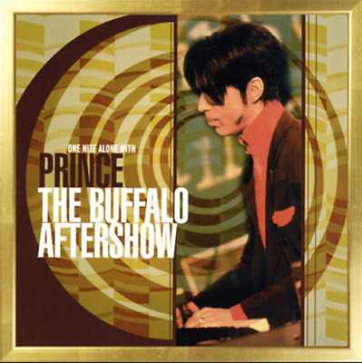 Prince - BUFFALO AFTERSHOW 2002 REMASTERED - 2CD Set - SAB Records