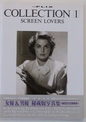 COLLECTION [1] SCREEN LOVERS Japan Photo Book Limited 5000 copies released item