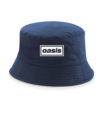 45747a25a OASIS BUCKET CAP Hat Acid Music Retro Rave DJ Bush Dance Festival House  Indie