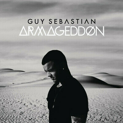 Guy Sebastian - Armageddon CD/DVD Sony Music 2012 USED