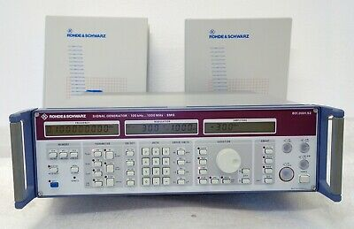 Rohde and Schwarz Signal Generator SMG (801.0001.52) - Fully working
