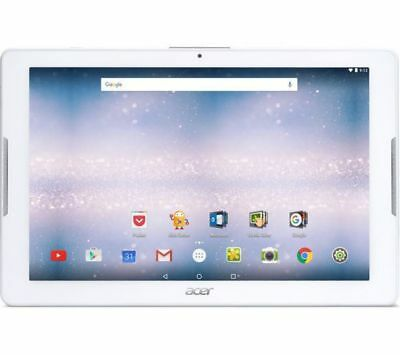 "Acer ICONIA ONE 10 B3-A30-K7D6 Tablet 16GB 10.1"" IPS Android 6.0 White GradeB"