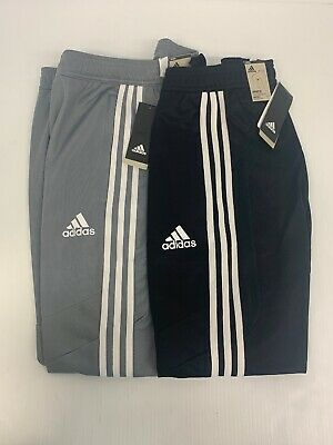 New Adidas Tiro 19 Men's DK Training Pants Gray and Black - Free Shipping -