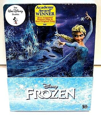 Disney Frozen from Thailand* blu-ray steelbook.New and sealed.