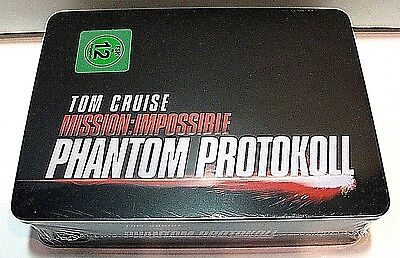 Mission Impossible Ghost Protocol Box Set from Germany* blu-ray steelbook.New.
