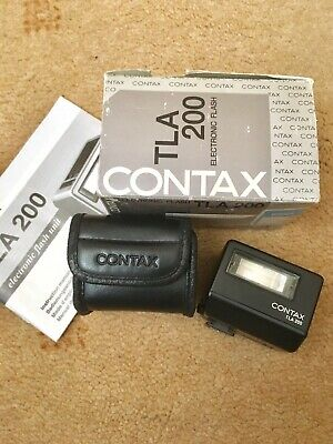 Contax TLA200 for Contax G2 Black Edition--