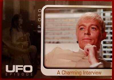 UFO - INDIVIDUAL Base Card - Cards Inc #049 - Responsibility, Charming  Interview
