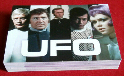UFO - Series Two - COMPLETE BASE SET (all 36 cards) Unstoppable Cards Ltd 2018