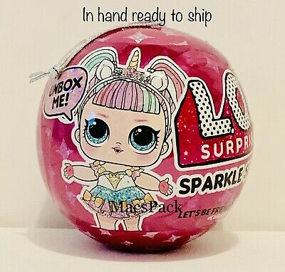 LOL Surprise SPARKLE SERIES Ball Big Sister Dolls 2 3 4 5 6 Authentic