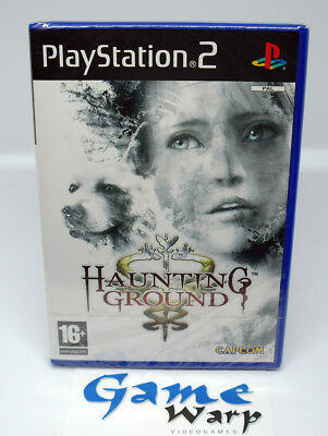 Haunting Ground (PS2) - Eng - Spa - Pal - New - New - Sealed