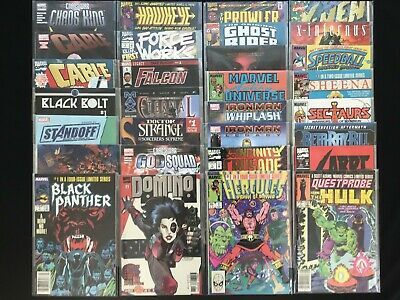 ALL #1 ISSUE Lot of 60 Marvel / DC / Indie Comics - Sup, TT, DR S, Hulk, X-Men+!